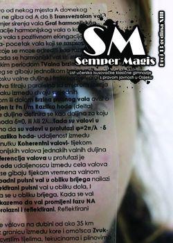 Semper Magis, broj 13, godina XIII